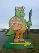 Carpiquet, Festyland