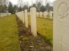Canadian War Memorial, Bény-sur-Mer