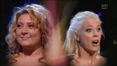 Malmö.00-02.Malena Ernman & Sarah Dawn Finer