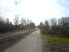 Oulu streets, in Koskela