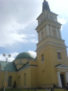 Oulu church