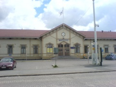 Oulu Train Station