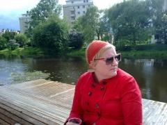Carolina in Uppsala