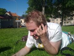 Daniel in Uppsala