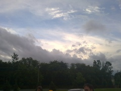 The Sky, George Richardson Park, Newmarket