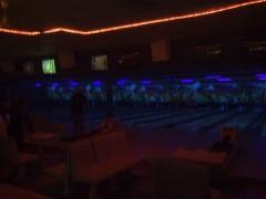 Neon Bowling - Stellar Lanes, Newmarket