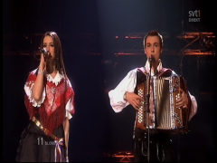 SF2.11.Slovenia - Ansambel Žlindra and Kalamari