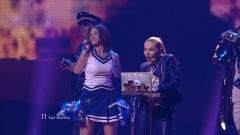 SF1.11.San Marino - Valentina Monetta