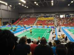 Pan Am Badminton Jun 13
