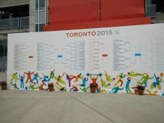 Toronto 2015 Pan American Games Tennis Draw